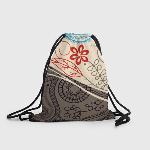 Рюкзак-мешок 3D  Фото 01, Прованс