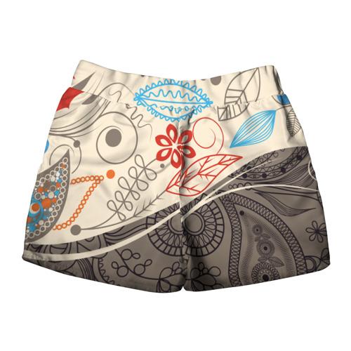 Женские шорты 3D  Фото 02, Прованс