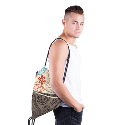 Рюкзак-мешок 3D  Фото 03, Прованс