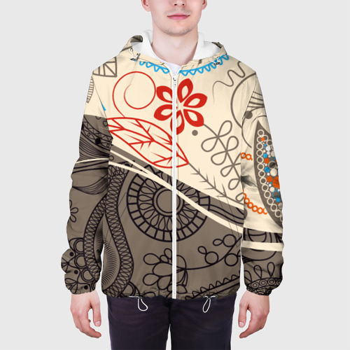 Мужская куртка 3D  Фото 04, Прованс