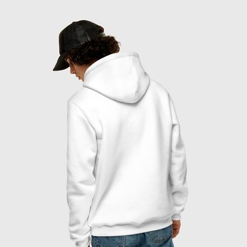 Мужская толстовка хлопок  Фото 04, Хипстер в шляпе