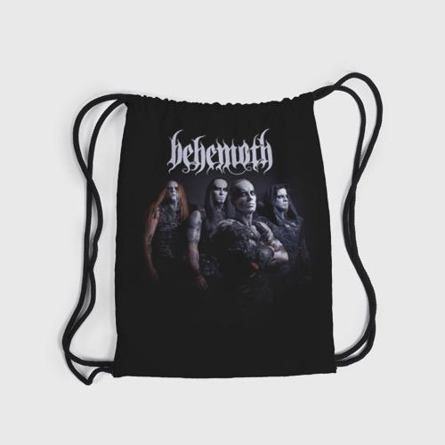 Рюкзак-мешок 3D  Фото 04, Behemoth