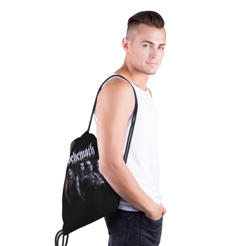Рюкзак-мешок 3D  Фото 03, Behemoth