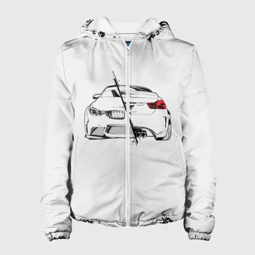 Женская куртка 3D  Фото 01, Бэха