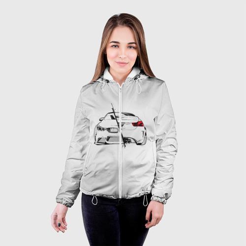 Женская куртка 3D  Фото 03, Бэха