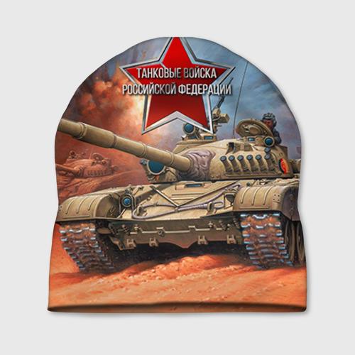 Шапка 3D  Фото 01, Танковые войска РФ