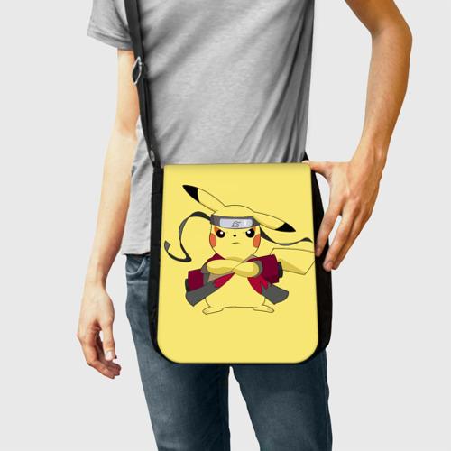 Сумка через плечо Pikachu Фото 01