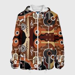 Мужская куртка 3DИмпрессионизм 1