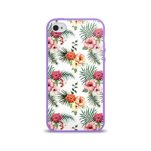 Цветы и бабочки 1