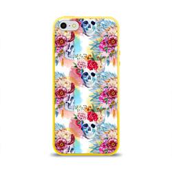 Цветы и бабочки 5