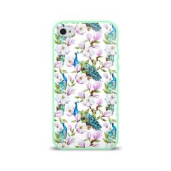 Цветы и бабочки 6