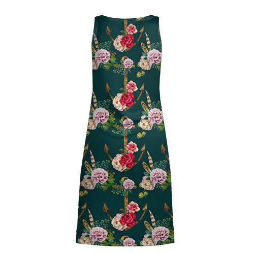 Платье-майка 3D  Фото 02, Цветы и бабочки 7