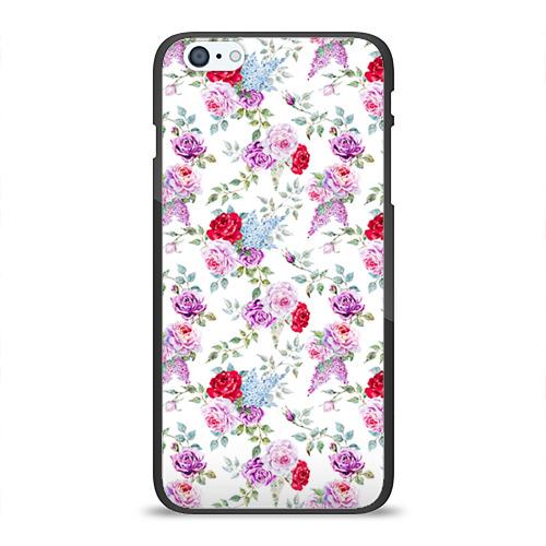 Цветы и бабочки 8