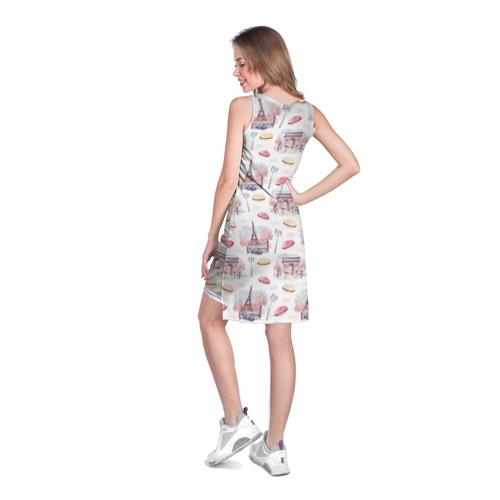 Платье-майка 3D  Фото 04, Парижское настроение