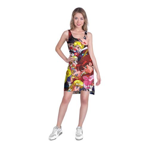 Платье-майка 3D  Фото 03, Соеров ТВ