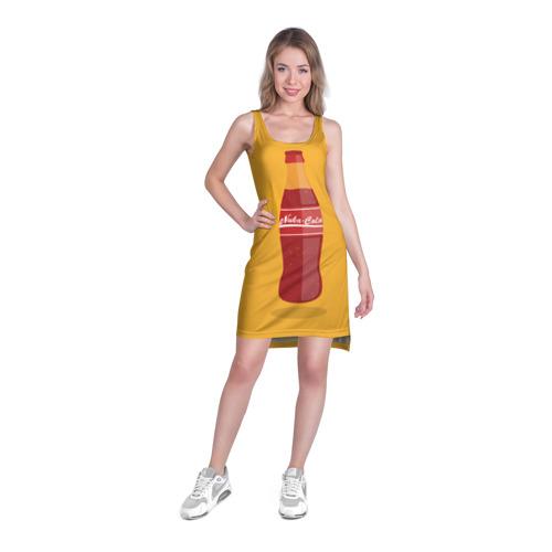 Платье-майка 3D  Фото 03, Нюка-Кола