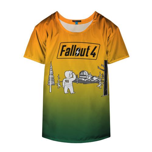 Накидка на куртку 3D  Фото 04, Волт-бой 111 Fallout 4
