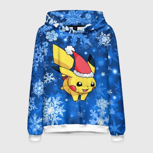 Мужская толстовка 3D Pikachu