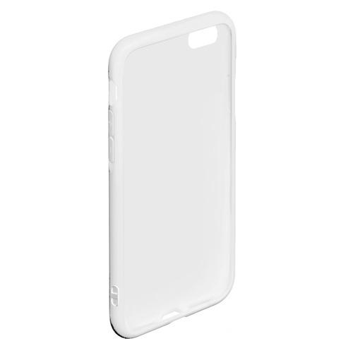 Чехол для iPhone 6/6S матовый Жёлтый Пика Фото 01