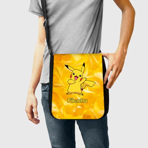 Сумка через плечо  Фото 02, Pikachu