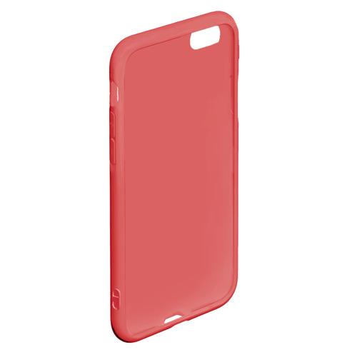 Чехол для iPhone 6/6S матовый Пикачу на золотом фоне Фото 01