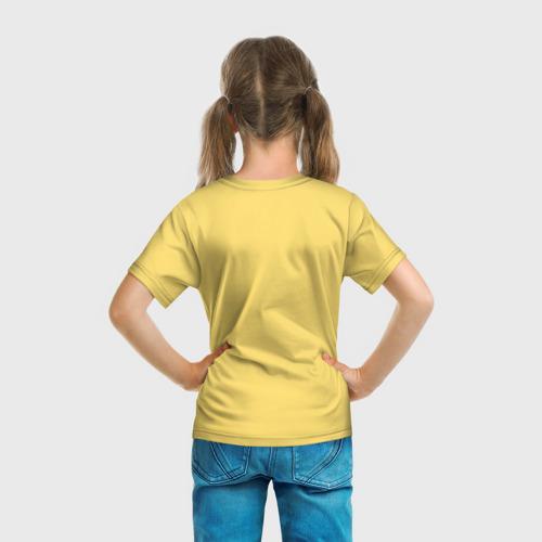 Детская футболка 3D  Фото 04, Pikachu