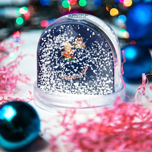 Водяной шар со снегом  Фото 04, Futurama