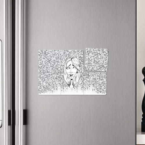 Магнитный плакат 3Х2  Фото 04, Камеди стор 3
