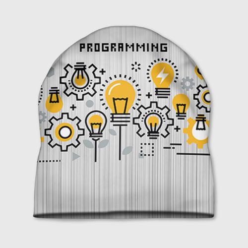 Шапка 3D Программирование 1