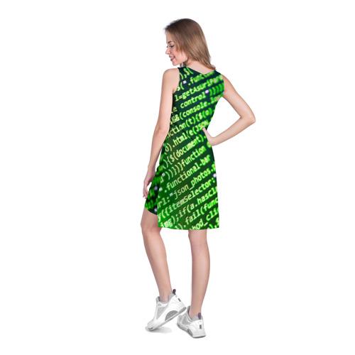 Платье-майка 3D  Фото 04, Программирование 4