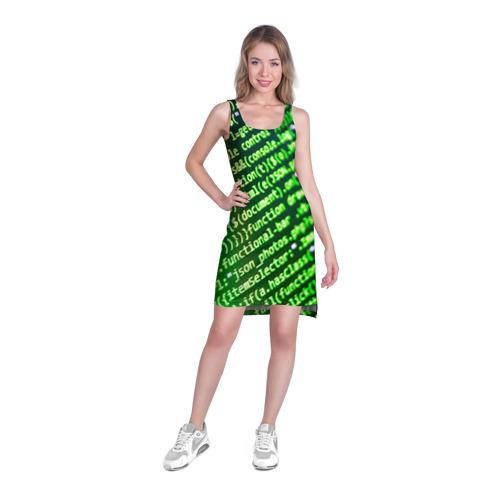 Платье-майка 3D  Фото 03, Программирование 4
