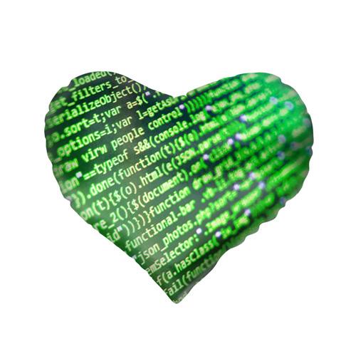 Подушка 3D сердце  Фото 02, Программирование 4