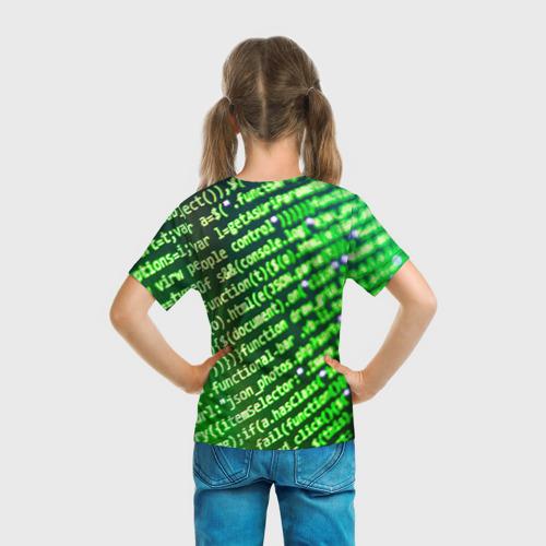 Детская футболка 3D  Фото 04, Программирование 4