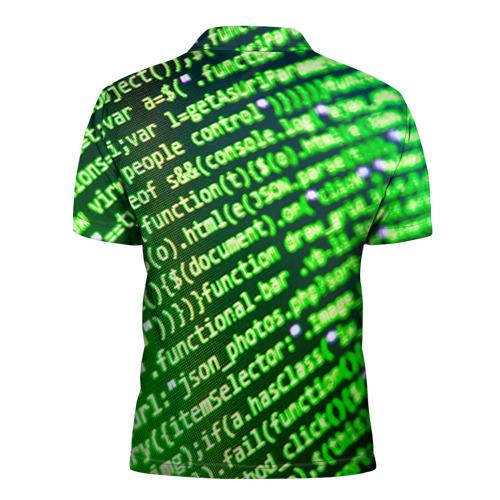 Мужская рубашка поло 3D  Фото 02, Программирование 4