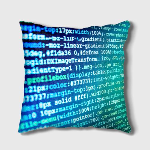 Подушка 3D  Фото 02, Программирование 7