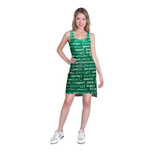 Платье-майка 3D  Фото 03, Программирование 8