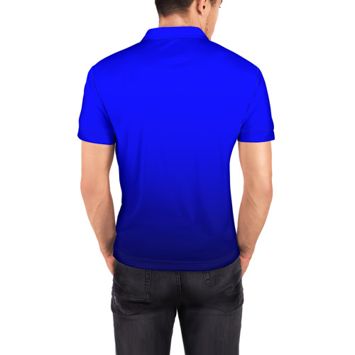 Мужская рубашка поло 3D  Фото 04, BSOD