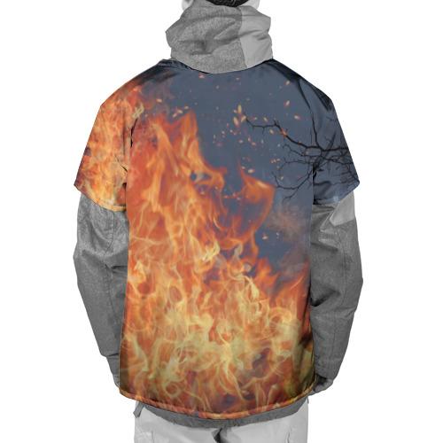 Накидка на куртку 3D  Фото 02, dead by daylight