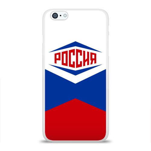 Чехол для Apple iPhone 6Plus/6SPlus силиконовый глянцевый  Фото 01, Россия 2016