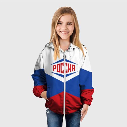 Детская ветровка 3D Россия 2016 Фото 01