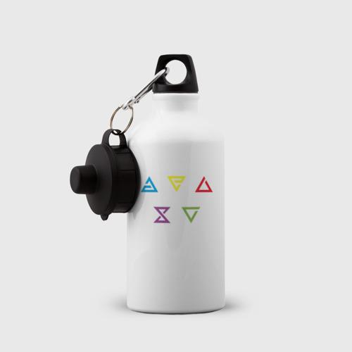 Бутылка спортивная  Фото 03, Знаки Ведьмака