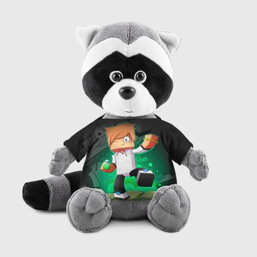 Игрушка Енотик в футболке 3D TonyCreative 3 Фото 01