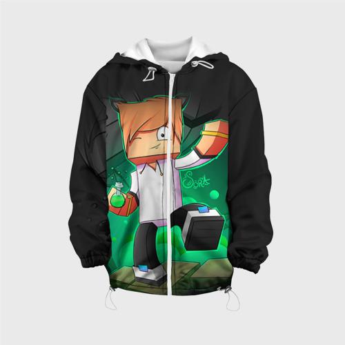 Детская куртка 3D TonyCreative 3 Фото 01