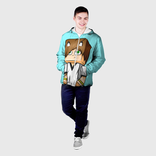 Мужская куртка 3D  Фото 03, TonyCreative