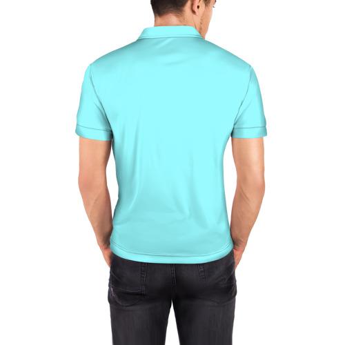 Мужская рубашка поло 3D  Фото 04, TonyCreative