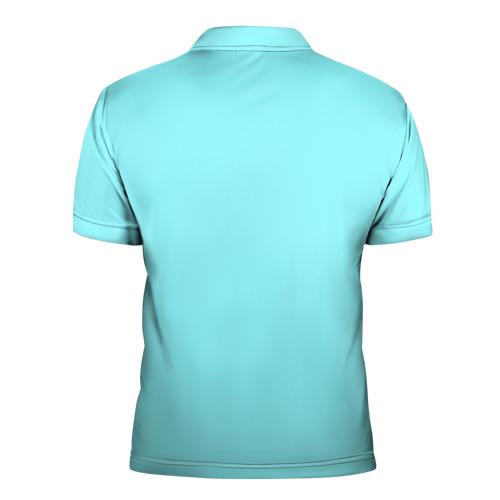 Мужская рубашка поло 3D  Фото 02, TonyCreative