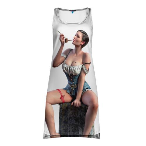 Платье-майка 3D  Фото 01, Novigrad Hooker