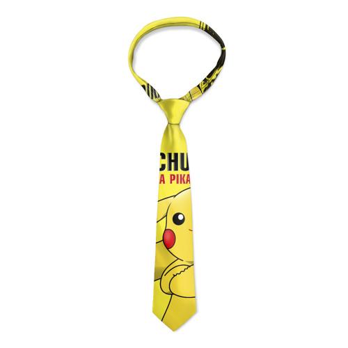 Галстук 3D  Фото 02, Pikachu Pika Pika