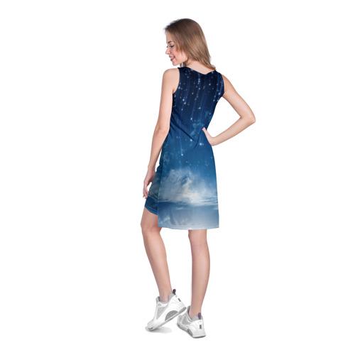 Платье-майка 3D  Фото 04, Звездное небо