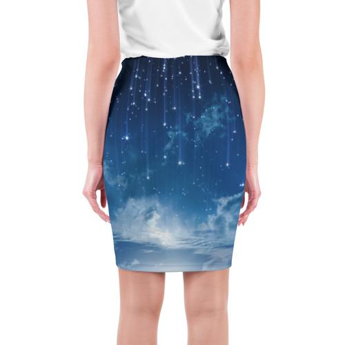 Юбка 3D  Фото 02, Звездное небо